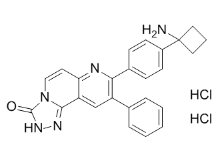 MK-2206 2HCl Structure